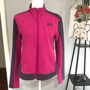 🌵New Balance Jacket SZ M Purple / Fuchsia